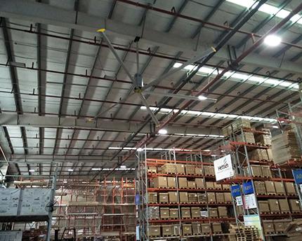 6.7米6叶 工业风扇