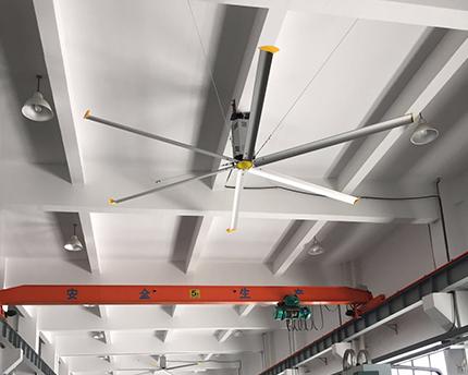 5.5米6叶 工业风扇