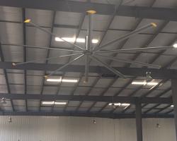 6.7米10叶 工业风扇