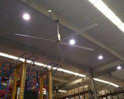 4.9米6叶 工业风扇
