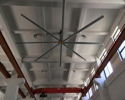 6.7m22ft8叶工业风扇