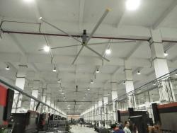 6.1m20ft1500w 工业风扇